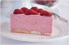 Archiwa: Truskawki - Page 4 of 18 - I Love Bake Baked Strawberries, Polish Recipes, Strawberry Cheesecake, Vanilla Cake, Deserts, Food Porn, Nutella, Oreo, Yummy Food