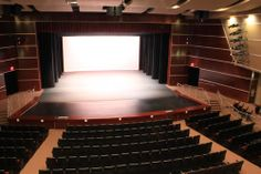 Fine & Performing Arts Theater