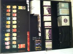 @Scentsy Fragrance Fragrance organization! Talk about what every consultant and Scentsy addict needs!