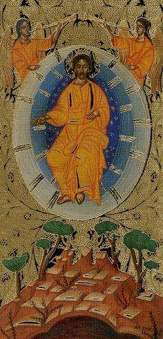 Golden Tarot of the Tsar- XVIII - The World
