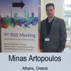 International Surgical Sleep Society Meeting (ISSS) 2018 in Munich (Germany) #sleep #sleep_apnea #surgery #ent #υπνική_άπνοια #ΩΡΛ #Αρτόπουλος