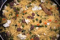 Ku koyi yadda ake hadin shinkafa ta musamman Paella, Food Ideas, Rice, Cooking Recipes, Ethnic Recipes, Food Recipes, Chef Recipes, Jim Rice, Recipes