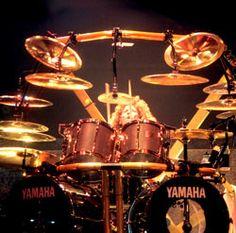 Tommy Aldridge Back With Whitesnake - Noteworthy Now