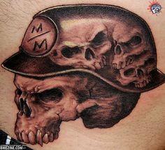 metal mulisha tattoo - Google Search