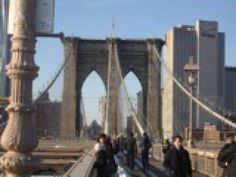 How Long Does it Usually Take to Walk Across the Brooklyn Bridge?: The Brooklyn Bridge is one of NYC's iconic tourist destinations and favorite scenic walks.