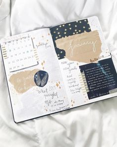"""26 Likes, 1 Comments - Desiree (@by.desi) on Instagram: """"Finished January spread. I can't believe 2017 is almost over! It's insane. 2017 was one of the most…"""""""