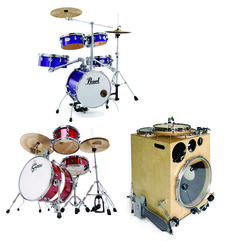 Sound Samples, Drum Kits, Percussion, Drums, Compact, Headphones, Music Instruments, Cool Stuff, Street