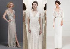 Wedding Dress Trends 2013: Roaring Twenties