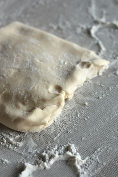 DIY Puff Pastry - www.countrycleaver.com -- For the next time I make pastizzi? (also wonder if this would work butterless -- w/ olive oil or avocado)