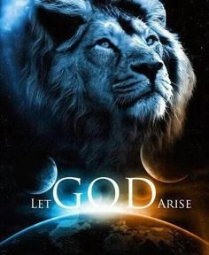 Let God arise, lion of Judah prophetic art. Thank you Lord! Thank You Lord, Jesus Is Lord, Jesus Reyes, Lion And Lamb, Thy Will Be Done, Tribe Of Judah, Prophetic Art, Let God, Prayer Warrior