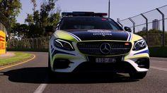Victoria Police 'Guardian V2' -- Mercedes-Benz AMG E43