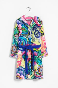 This bathrobe feels just as luxurious as it looks!