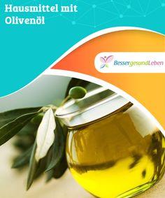 """Hausmittel mit #Olivenöl  Olivenöl, auch als """"flüssiges Gold"""" bekannt, ist ein wunderbares #Naturprodukt, das bereits seit Jahrhunderten genutzt wird. Es ist sehr #gesund, da es viele essenzielle #Fettsäuren enthält, und bildet die Basis der Mittelmeerkost. Olivenöl sollte in keiner #Küche fehlen!"""