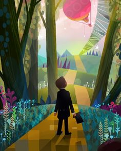 Oz the Great and Powerful, Joey Chou