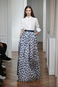 Martin Grant : Collection : Spring Summer 2016