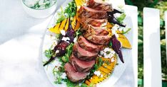 For a no-fuss Aussie Christmas main that doesn't compromise on flavour, you can't go past this BBQ beef fillet, wrapped in salty prosciutto and served with a creamy horseradish mayonnaise Roast Fillet Of Beef, Roast Beef, Wrap Recipes, Beef Recipes, Coles Recipe, Prosciutto Recipes, How To Cook Beef, Christmas Cooking, Christmas Recipes