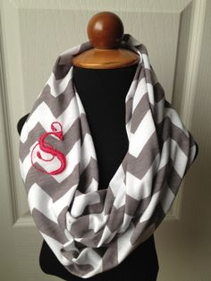 child infinity scarf  Hector's Granddaughter: Personalized Infinity Scarf Tutorial for Child or Adult
