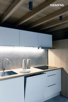 Small Office Design, Kitchen Lighting, Healthy Life, Kitchen Cabinets, Architecture, House, Home Decor, Collections, Diy