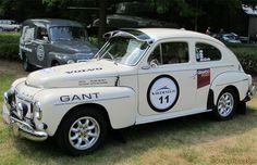Volvo 544, old school rally car. Pristine!