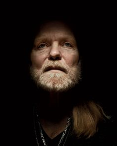 Gregg Allman    Photo by Peter Yang