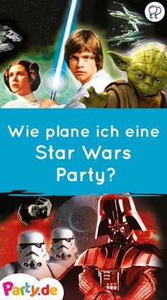 Star Wars Party, Star Wars Birthday, Meister Yoda, Birthdays, Happy Birthday, Stars, Partys, Movies, Party Ideas