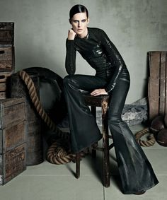 Stella Tennant is the Face of Neiman Marcus Spring 2015 'Art of Fashion' Campaign