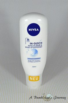 A Bumblebee´s Journey: Nivea In-Dusch Waschcreme & Make-up Entferner (Review)