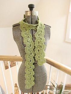 Queen Anne's Lace, Obsession Scarf
