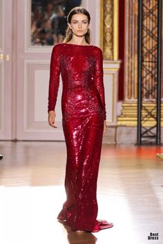 rubies - Zuhair Murad 2012