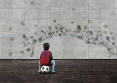 living and breathing it First Football, Football Love, Sport Football, Soccer Art, Kids Soccer, New York From Above, Street Football, Football Tattoo, Sports Mix
