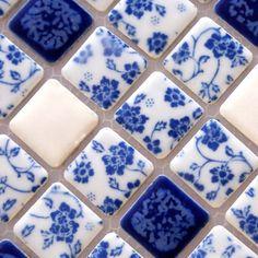 porcelain tile mosaic floors - Google Search