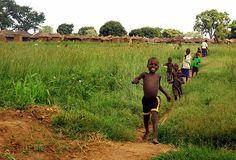 Gulu, Uganda. Never got tired of this site. :)