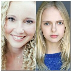 Jennifer Cain voice over of Bethany Young and Jessica Belkin actress of Bethany Young