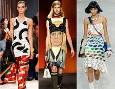 tendenze moda primavera estate 2014 fashion trend ARTE