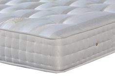 Sleepeezee 1400 Backcare Luxury Pocket Medium/Firm Mattress - one of Sleepeezee's most popular mattresses, offering a medium to firm feel with 1400 pocket springs. Wool and silk fillings and a 23cm depth.