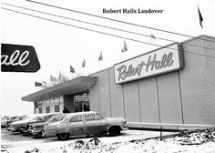 #Paramus, NJ on Pinterest! Remember Robert Hall  Clothing Store, Route 17 South at Midland Ave?