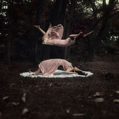 The Magical World of Surreal Levitation Photography by Mike Alegado (500px | Flickr)