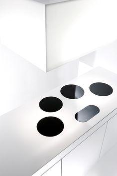 1790 Inductie Multi-Zone - Kookplaten - Novy, heel stille dampkappen