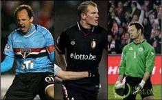 5 Kiper Sepakbola Terunik di Dunia