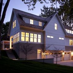 Contemporary Home dormer windows Design Ideas, Pictures, Remodel and Decor