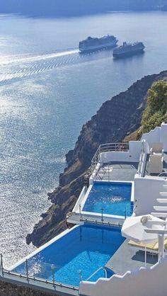 Santorini island, Greece selected by www.oiamansion.com