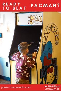 Ready to Beat Pac Man? 80s Arcade at City of Sugar Hill Fall Festival. This young guest began his quest to beat Pac Man at our popup arcade. Has anyone beat Pacman? Let us know your high score! Photo by Melissa Poloncarz courtesy of the City of Sugar Hill. Fun Icebreakers, Fun Activities, Building Ideas, Team Building, Football Party Games, Event Ideas, Party Ideas, Wedding Reception Games, Fall Festivals