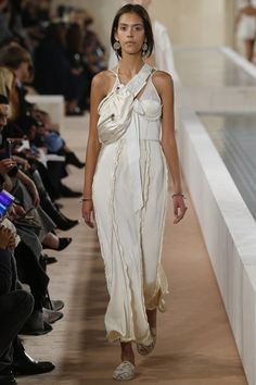 Balenciaga Paris Fashion Week Ready To Wear SS'16