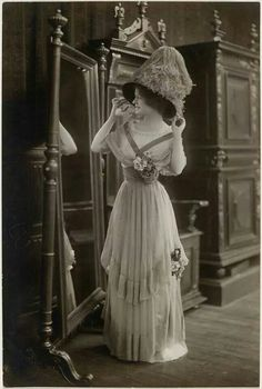 Beautifull 1910 lady