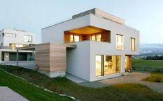 모던스타일 주택 by Marty Häuser AG
