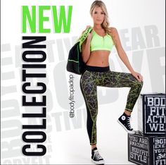 #NewCollectionBodyFit #NewPrints #StyleDeal #ExerciseYourStyle