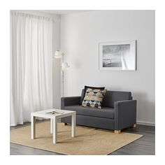 SOLSTA Sleeper sofa - - -  might be nice for Kyle's room - extra bed for sleepovers, and nice seating for reading, etc