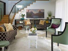 interior design orange county - Orange county, Long walls and Interiors on Pinterest