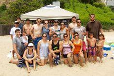 Beach WOD 2012~ fun times, fun times!