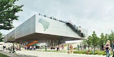 Pabellón de Brasil para la Expo Milán 2015